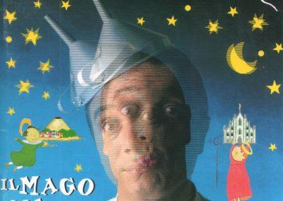 Federico Salvatore - il mago di azz