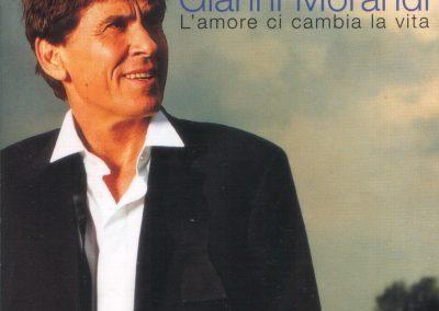 Gianni Morandi - L'Amore ci cambia la vita